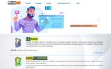 screenshot http://www.mandysoft.com logiciel immobilier - mandysoft - logiciel location pour gestion location immobiliere
