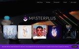 screenshot http://www.masterplusonline.com master+ :::: studio de mastering