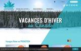 screenshot http://www.maximageaventure.com Séjour au Canada