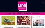 screenshot http://www.merci-de-rien.com plate-forme d'échanges de services gratuits entre particuliers, voisins