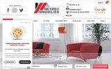 screenshot http://www.meyzieuimmobilier.com immobilier saint bonnet de mure