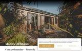 screenshot http://www.mobils-diffusion.com/ mobil homes