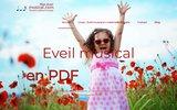 screenshot http://www.mon-eveil-musical.com éveil musical