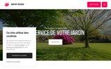 screenshot http://www.monfort-paysagiste.be paysagiste jardin