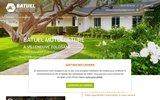 screenshot http://www.motoculturevilleneuvetolosane.com/ magasin de motoculture de loisir à Villeneuve-Tolosane 31270