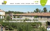 screenshot http://www.motteaubert.com/fr/ Camping 17