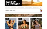 screenshot http://www.my-sun-project.com sun project - grossiste vêtements