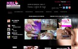 screenshot http://www.nailformation.fr formation pose de faux ongles