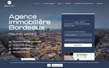 screenshot http://www.neoconseil-immo.fr agence immobilière