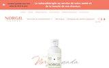 screenshot http://www.norgilcanada.com calvitie
