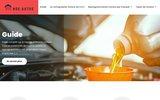 screenshot http://www.nox-autos.fr achetez votre voiture neuve ou d'occasion - nox autos