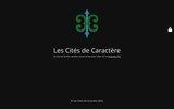 screenshot http://www.oeiletoreille.com thibaut lacheray : webdesigner - gwendal gilo
