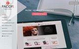 screenshot http://www.pacom1.com agence web pacom1