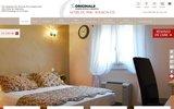 screenshot http://www.parc-hotel-avignon.com Hôtel du Parc