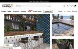 screenshot http://www.parquet-carrelage.com/ carrelage