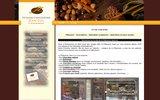 screenshot http://www.patisserie-jean-luc.fr/ pâtisserie jean luc à remiremont : pâtissier, choc