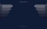 screenshot http://www.paysagesetflore.fr création et entretien espaces verts à mainterne