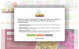 screenshot http://www.pepinieres-huchet.com les pépinières huchet