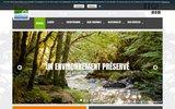 screenshot http://www.perigord-vert.com périgord vert
