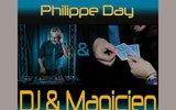 screenshot http://www.philippeday.com philippe day : pretidi... presgidi... prestigidigi... magicien !