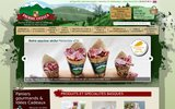 screenshot http://www.pierreoteiza.com/ produits basques