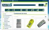 screenshot http://www.piles-et-plus.fr/catalogue/chargeurs/chargeurs-de-piles/ chargeurs de piles et accus sur piles et plus !