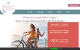 screenshot http://www.planetesoleil-compiegne.fr/ solarium de qualité compiègne
