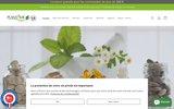 screenshot http://www.plantavie.com régime  minceur