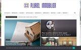 screenshot http://www.pluriel-immobilier.com programmes immobiliers neufs