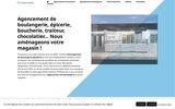 screenshot http://www.pousstronic.fr/ Fournisseur pour boulangerie