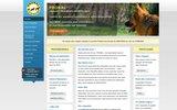 screenshot http://www.probal.fr probal animalerie et service de livraison à domicile d'alimentation pour chiens et chats
