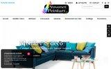 screenshot http://www.provence-peinture-distribution.com/ peinture automobile