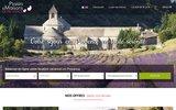 screenshot http://www.provence-plaisirs.com provence-plaisirs.com
