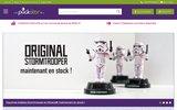 screenshot http://www.puckator.fr grossiste cadeaux et deco, jeux et jouets