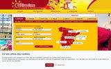 screenshot http://www.quirosimo.fr quirosimo - location vacances espagne