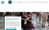 screenshot http://www.randonneefluviale.fr location de bateau en charente