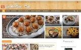 screenshot http://www.recettesmaroc.com recettes du maroc