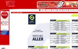 screenshot http://www.reimsvdt.com stade de reims - le webzine