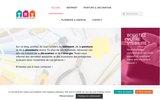 screenshot http://www.renovation-peinture-plomberie.com/ entreprise de renovation aix en provence
