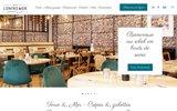screenshot http://www.restaurant-lentremer.fr creperie 92. l'entremer rueil malmaison nanterre c