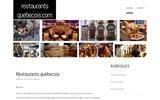 screenshot http://www.restaurantsquebecois.com restaurants montréal