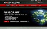 screenshot http://www.roxservers.com roxservers.com location de serveurs de jeux