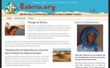 screenshot http://www.sabria.org sabria.org
