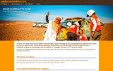 screenshot http://www.saidmountainbike.com rai vtt au maroc desert et montagnes