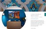 screenshot http://www.salonmarocain.net salon marocain