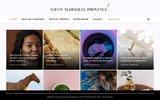 screenshot http://www.savon-marseille-provence.com sps savonnerie savon de marseille et savon d'alep