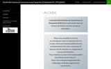screenshot http://www.sbcc18.fr SBCC