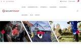 screenshot http://www.securityshop.fr équipements et accessoires de sécurité