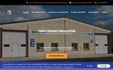 screenshot http://www.servi-fluide.com hydraulique et distribution des fluides par servi