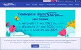 screenshot http://www.servistores.com/ servistores pièces détachées store extérieur